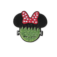 Minnie Mouse - Frankenstein - Monster - Halloween - Iron On Patch