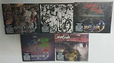 Obituary End Complete Dead Back From The Dead Slowly We Rot World Demise 5 CDs