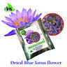 Sri  lanken Blue Lotus Flowers Nymphaea Caerulea Herbal Tea 25g