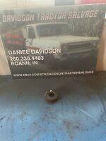Farmall IH H HV Tractor main gas engine motor crank crankshaft drive gear IHC