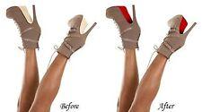 Sole-Glo DIY Crimson Kiss Red Shoe Bottom High Heel Customization Starter Kit