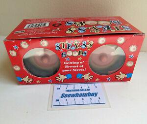 Juggling Boobs Balls Stress Reliever Prank Joke Adult Secret Santa Fun Xmas Gift