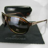 2019 New Aviator Men's&Women's Sunglasses Unisex Fashion Carrera Glasses +BOX K1