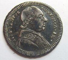- VATICAN - Pape PIE VI - Doppio Giulio - 1783 -