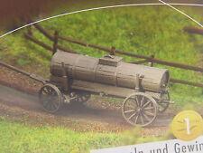 Jauchewagen aus Holz  -  Faller HO Bausatz  1:87 - 180386  #E