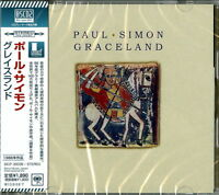 PAUL SIMON-GRACELAND-JAPAN BLU-SPEC CD2 D73