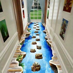 3D Fun Adventure Corridor Any Room Rugs Decorative Play Mat Natural Art Carpets