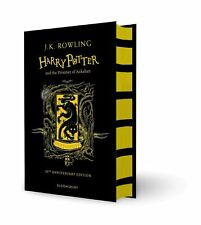 Harry Potter and the Prisoner of Azkaban - Hufflepuff Edition J.K. Rowling -2019