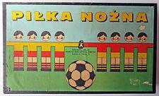 Vintage PILKA NOZNA Football Tabletop Board Game, 50's 60's