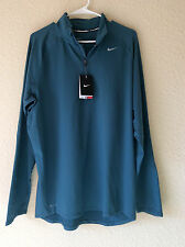 Nike Element Stay Warm Half-Zip Runing Training Top Camiseta Entrenamiento