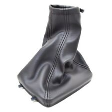 VAUXHALL OPEL ASTRA G MK4 ZAFIRA A BLACK LEATHER GEAR SHIFT STICK GAITER D40o