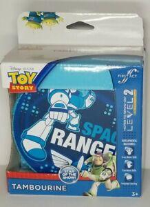 Disney Pixar Toy Story Tambourine Buzz Lightyear