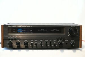 Vintage SAE TWO A7 Stereo Integrated Amplifier - 70W x2 @ 8ohms