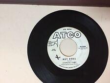 ROCK & ROLL 45 RPM RECORD - GEORGIE CAMP - ATCO 6228