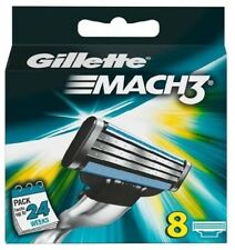 Gillette MACH3 Men's Razor Blades - 8 Pack