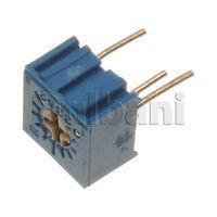 10pcs 3362P-1-502LF Bourns Trimpot Cermet Trimmer POT 1 Turn .5W 5K Ohm