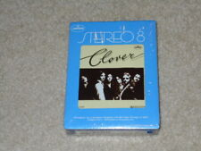 (NEW) Clover (Huey Lewis) 8-Track Tape - Self Titled - FREE SHIPPING