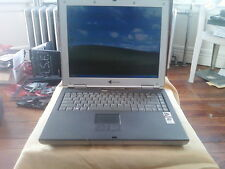 "Gateway 450ROG 14.1"" 1.5 GHz Laptop  512MB DDR RAM 40GB HDD"