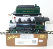 Bachmann Spectrum O #28905 On30 BALDWIN 4-6-0 STEAM LOCOMOTIVE DCC Sound  WS