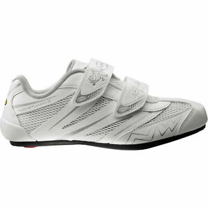 Northwave Eclipse Women's Road Cycling Shoes White/Silver EU 42.5