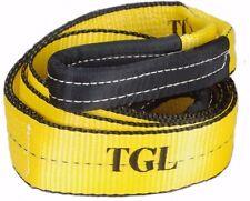 "TGL 3"" X 8FT 30,000 LB Heavy Duty Tree Saver Winch Strap Recovery Tow Snatch TS3"