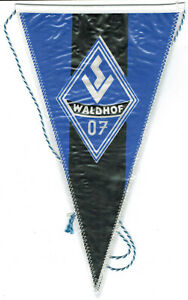 Wimpel SV Waldhof Mannheim - Fussball Nordbaden Bundesliga