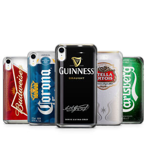 Budweiser Carlsberg Corona Guiness Beer Can Phone Case Cover For iPhone 11 Pro