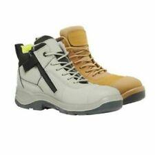 Hard Yakka FENDER 130MM (5 INCH) Steel Toe Cap Side Zip Safety Boots(Y60135/145)