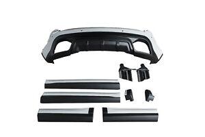 SPECIAL PRICE!! DiscoSport Rear Bumper kit L550 2014-2020MY | Fuji White