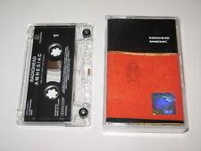 RADIOHEAD - Amnesiac - MC cassette tape 2001/3422