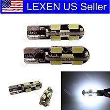 LED 2PCS White T10-12SMD 5630 High Power Light Bulbs 921, 194 L-108 e