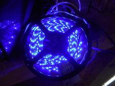 """*DEHCO BRAND LED 144"""" BLUE LED ROPE LIGHT TRAILER, TRUCK, RV"""