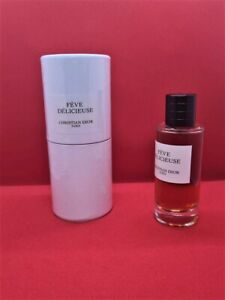 """Christian Dior """"Feve Delicieuse"""" 125 ml NEW SEALED AUTHENTIC"""