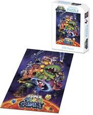 Super Mario Brothers Galaxy 550 Piece Jigsaw Puzzle NEW Nintendo Wii Playstation