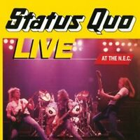 Status Quo - Live at the NEC (NEW CD) 2006