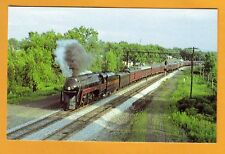 Norfolk & Western Railway (NW) #611, Blasdwll N Y, 1992, Harley Kuehl