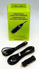 NEW Genuine TomTom Mini+Micro-USB-2.0 Car Charger+Cable GO 40S 6250 930 520 620