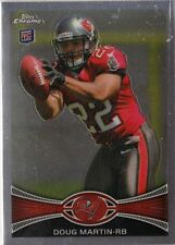 2012 Topps Chrome RC - DOUG MARTIN #147 - Tampa Bay Buccaneers RC