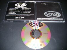RARE PROMO Souls CD Bird Fish Or Inbetween STEVE ALBINI 1997 Shellac Big Black