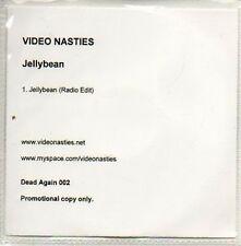 (407D) Video Nasties, Jellybean - DJ CD