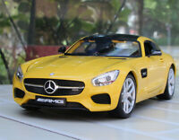 Maisto 1:/18 SCALE Mercedes Benz AMG GT Diecast Static Alloy Sports Car Model