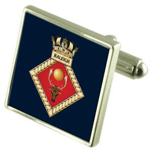 Royal Navy Raleigh Sterling Silver Cufflinks