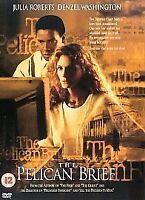 The Pelican Brief [DVD] [1993], Very Good DVD, William Atherton, Denzel Washingt