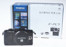 Olympus PEN E-PL7 E PL 7 Gehäuse  NUR 4300 Klicks Olympus-Fachhändler* 2741