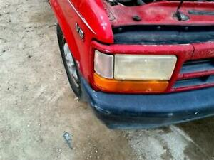 For Dodge Dakota  91-96 Aero Headlight Bezel Left Driver Side Replacement