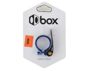Box One Quick Release Seat Clamp (Blue)