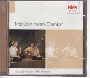 Menuhin meets Shankar (1988) - Yehudi Menuhin / Ravi Shankar - World - CD - HMV