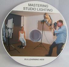 Studio Lighting Photography Course
