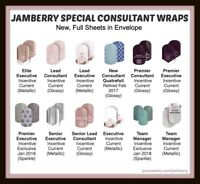 jamberry half sheets consultant levels achievement special wraps  buy 3, 1 FREE
