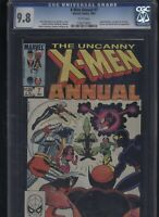 X-Men Annual #7 CGC 9.8 UNCANNY 1983 Michael Golden